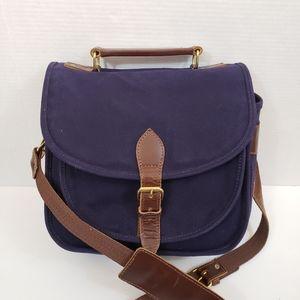 United by Blue Purple Bag Organic Cotton Canvas